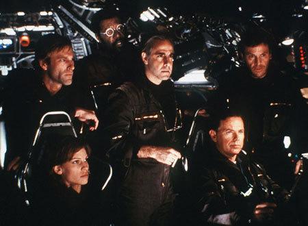 ザ・コア ネタバレ 映画 徹底 考察 解説 評価 あらすじ Japan Sci-Fi 地底