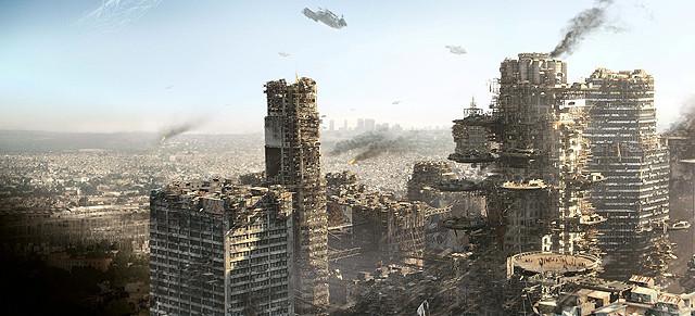 エリジウム ネタバレ 映画 徹底 考察 解説 評価 あらすじ Japan Sci-Fi 地球