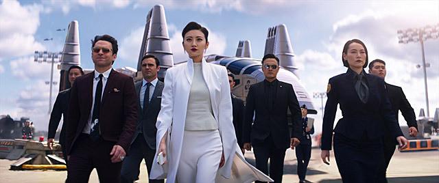 パシフィック・リム アップライジング ネタバレ 映画 徹底 考察 解説 評価 あらすじ Japan Sci-Fi SF リーウェン社長