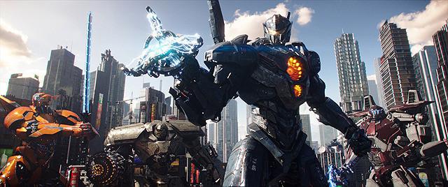 パシフィック・リム アップライジング ネタバレ 映画 徹底 考察 解説 評価 あらすじ Japan Sci-Fi SF イェーガー