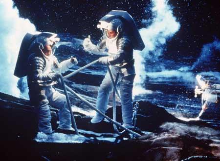 ディープ・インパクト ネタバレ 映画 徹底 考察 解説 評価 あらすじ Japan Sci-Fi SF タナ― フィッシュ 宇宙飛行士