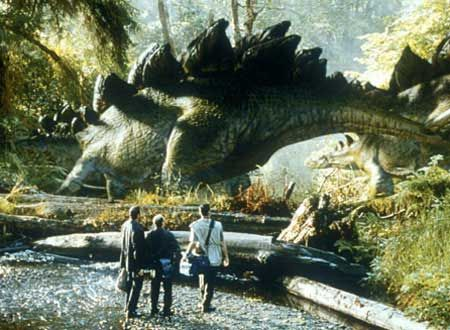 ジュラシック・パーク2 ロストワールド ネタバレ 映画 徹底 考察 解説 評価 あらすじ Japan Sci-Fi ステゴサウルス