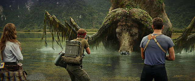 キングコング 髑髏島の巨神 ネタバレ 映画 徹底 考察 解説 評価 あらすじ Japan Sci-Fi SF バッファロー モンスター