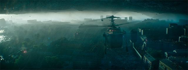 アトラクション 侵略 ネタバレ 映画 徹底 考察 解説 評価 あらすじ 感想 Japan Sci-Fi SF 洪水