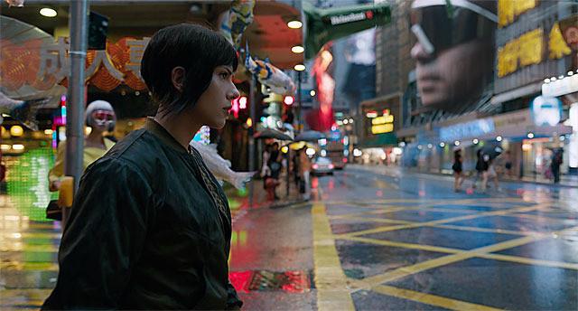 ゴースト・イン・ザ・シェル 攻殻機動隊 ハリウッド 実写化 ネタバレ 映画 徹底 考察 解説 評価 あらすじ 感想 Japan Sci-Fi SF 都市