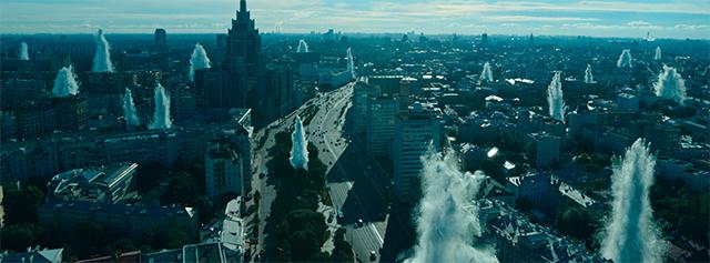 アトラクション 侵略 ネタバレ 映画 徹底 考察 解説 評価 あらすじ 感想 Japan Sci-Fi SF 映像
